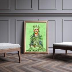 Plakat Autoportret Frida