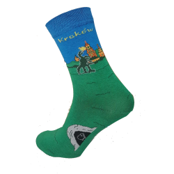 Wawel Dragon - Legend Socks